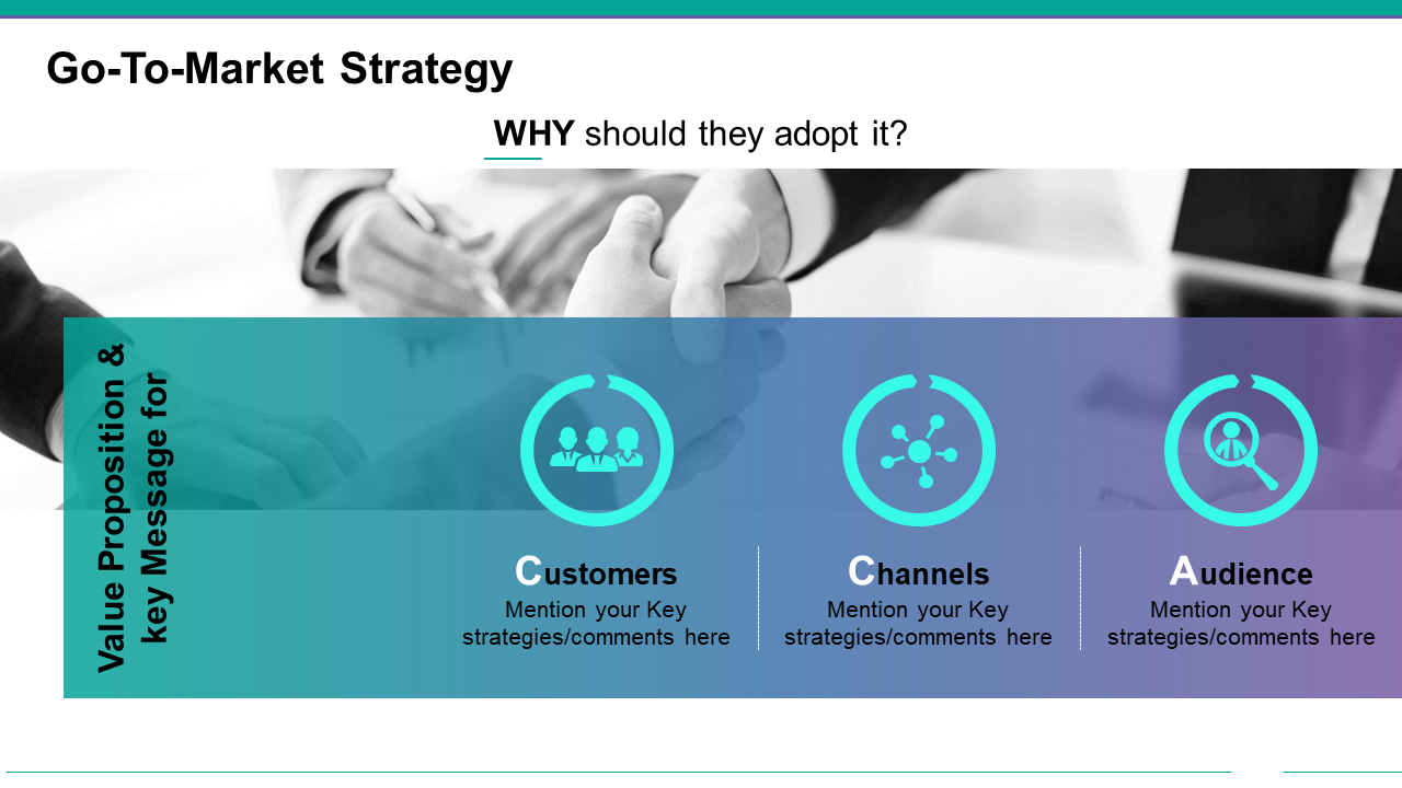 Go-To-Market Strategy Template 5
