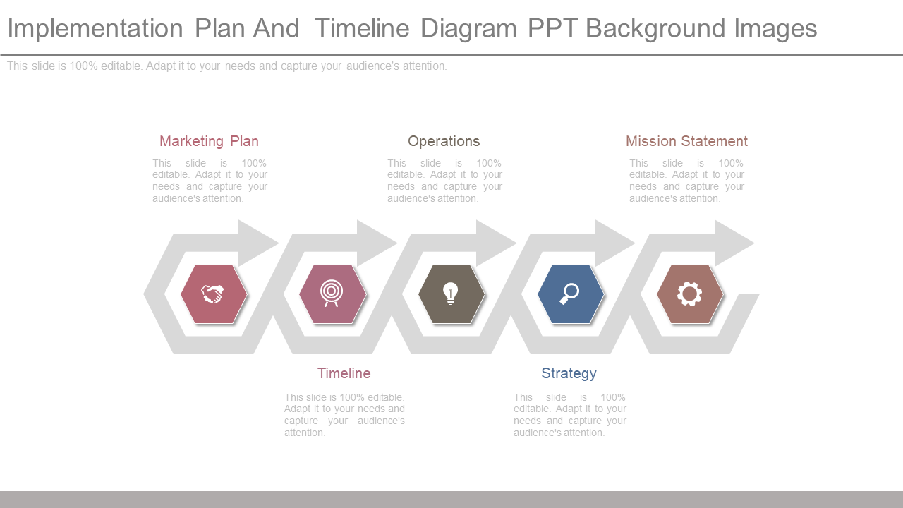 Planning and Timeline Template 2