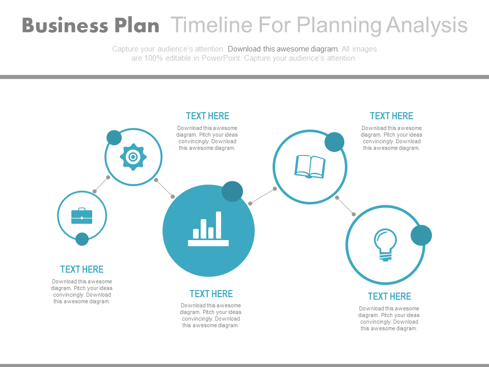 Planning and Timeline Template 6
