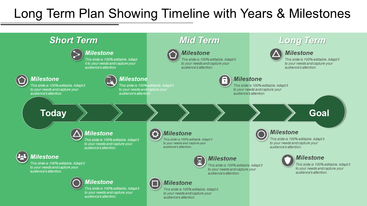 Planning and Timeline Template 9