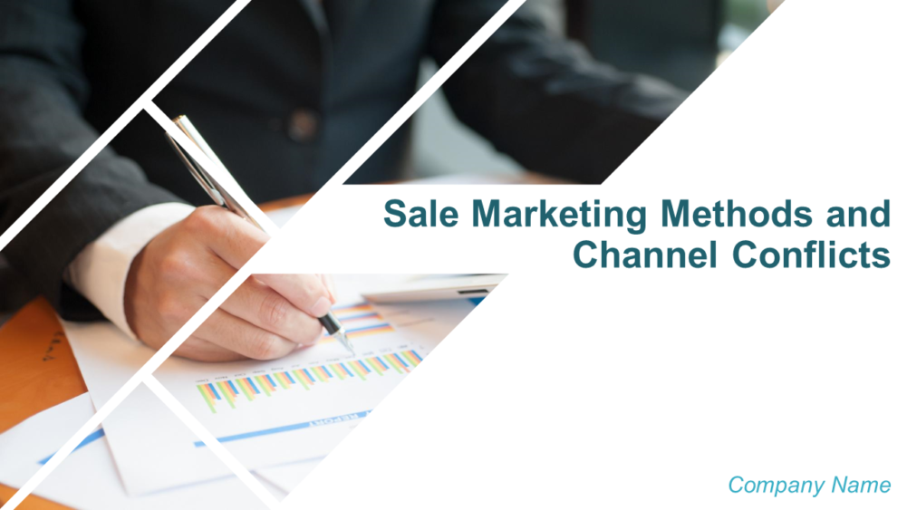 Sale Marketing Methods And Channel Conflicts