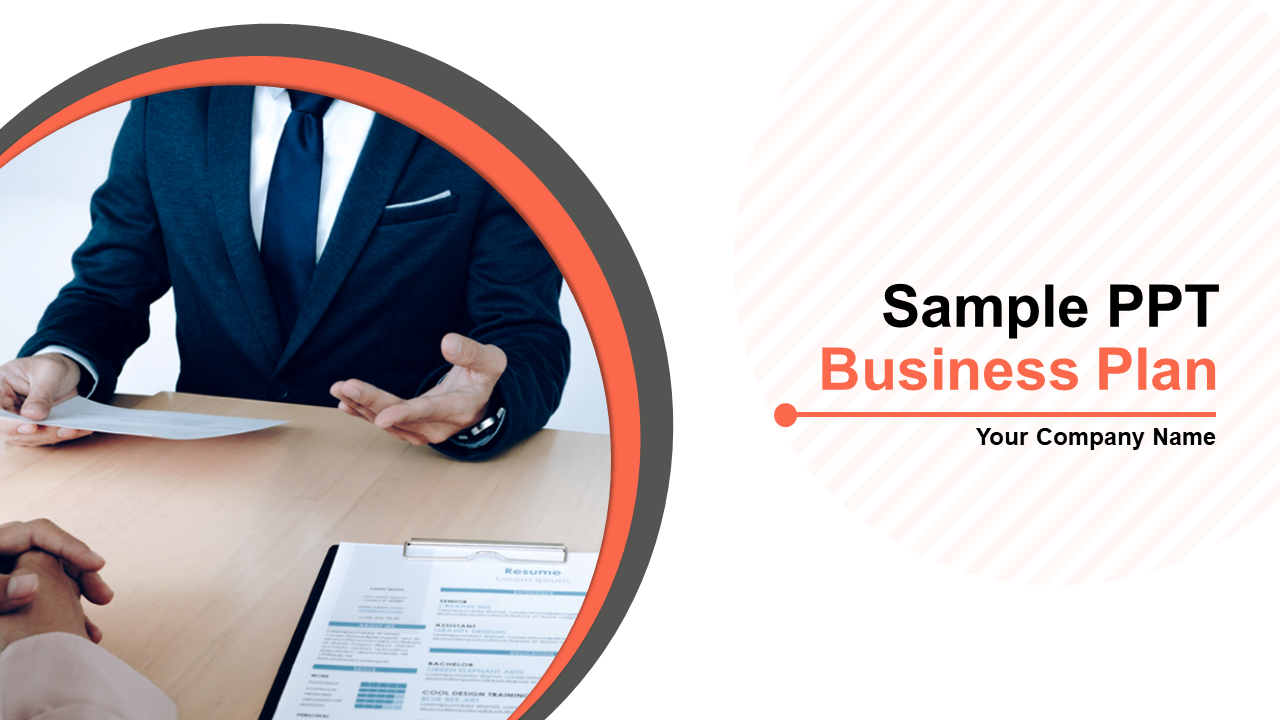 Sample PPT Business Plan PowerPoint Presentation Slides