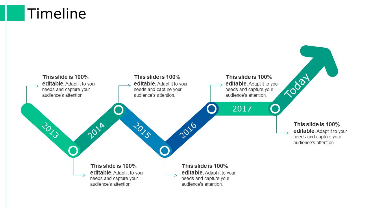 Timeline PPT Styles Deck