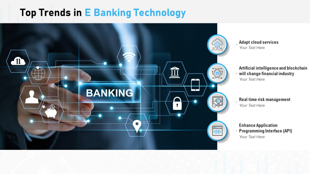 Top Trends In E Banking Technology