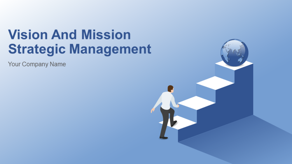 Vision And Mission Strategic Management