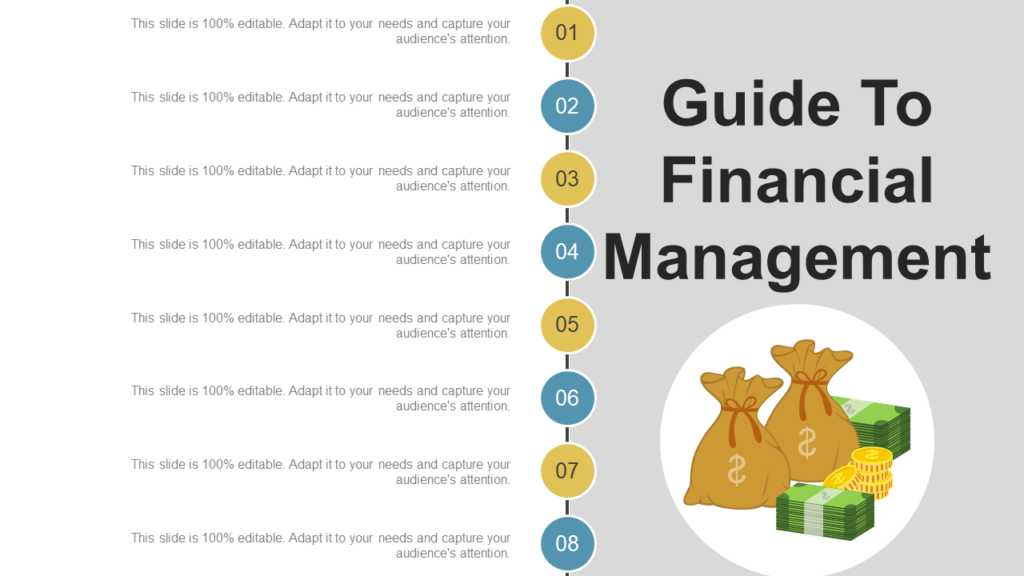 Guide to Financial Management PowerPoint Slide