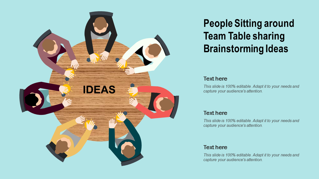 Brainstorming Template 10