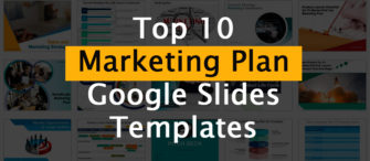 Pivot Your Ideas With Our Top 10 Marketing Plan Google Slides Templates!
