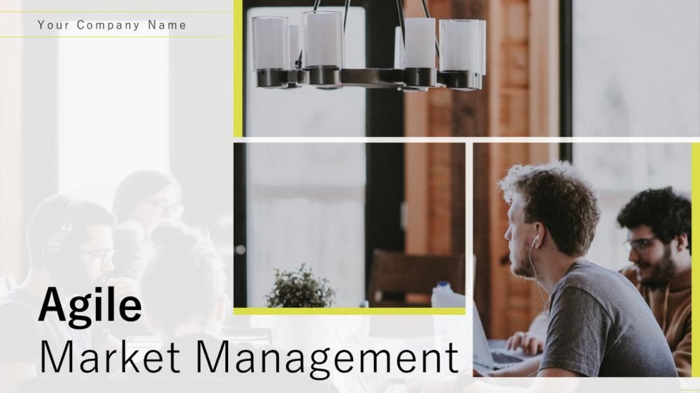 Agile Market Management