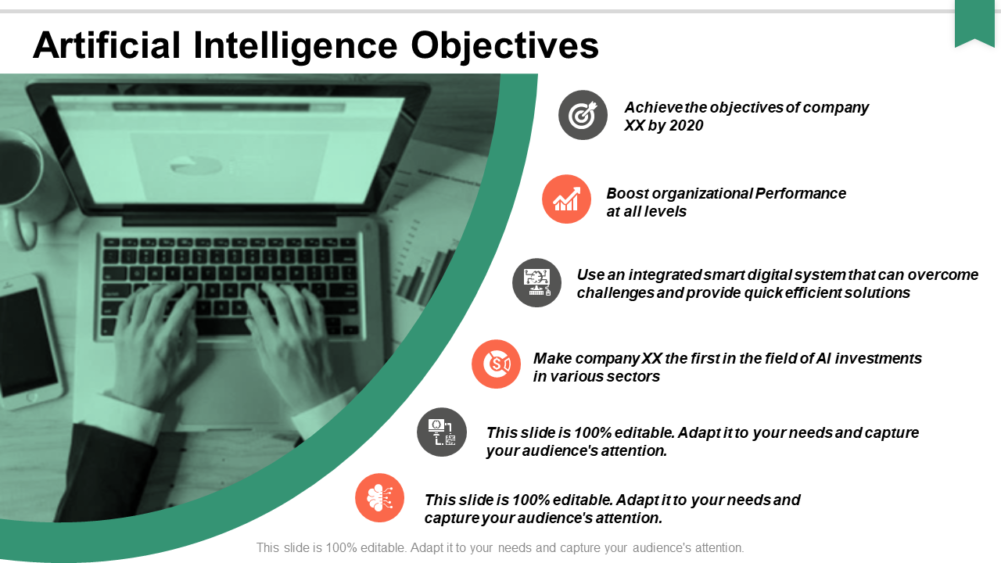 Artificial Intelligence Objectives