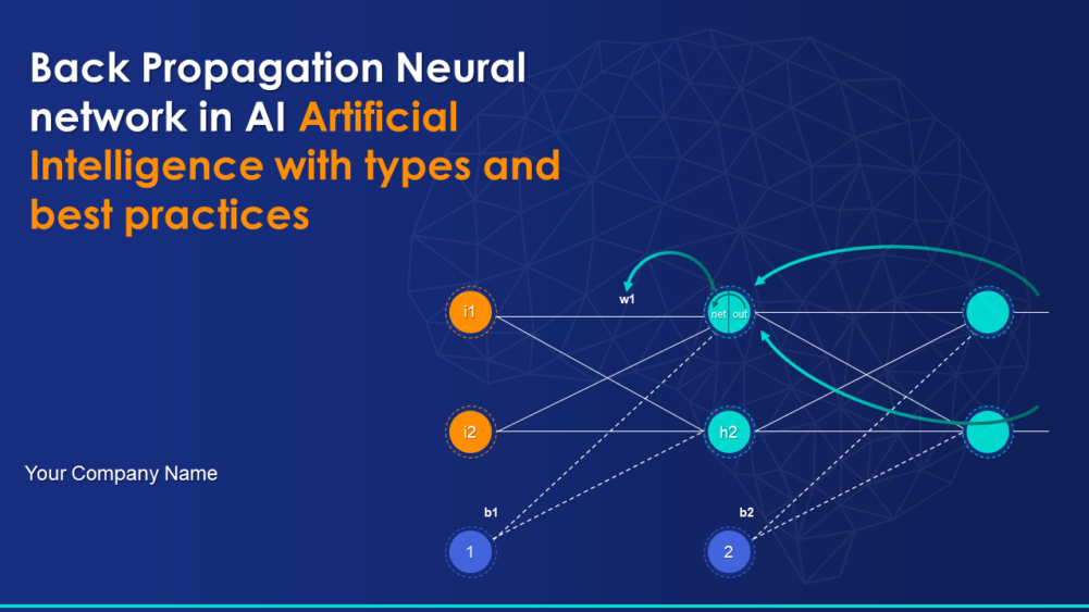 Back Propagation Neural Network In AI