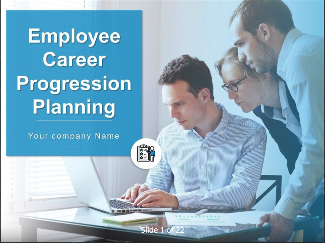Career Planning Template 6