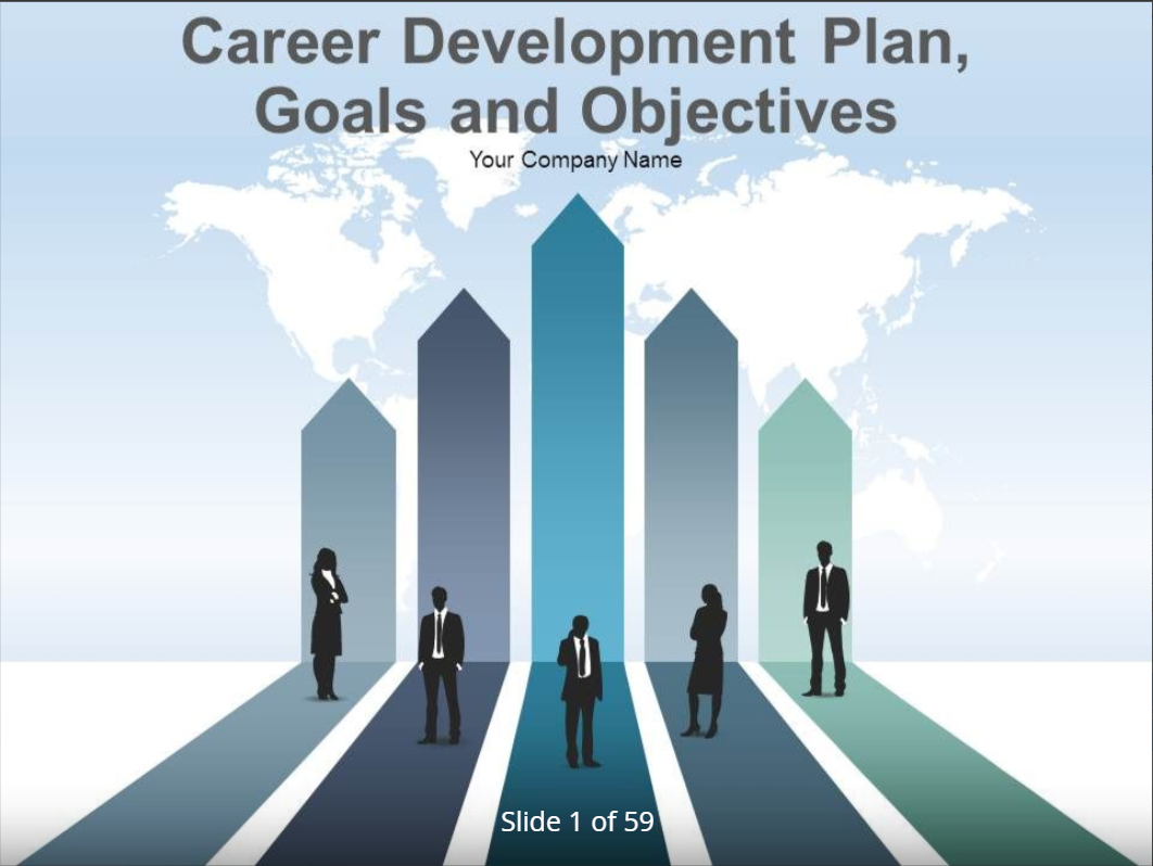 Career Planning Template 8