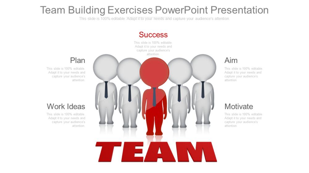 Custom Team Building Exercises