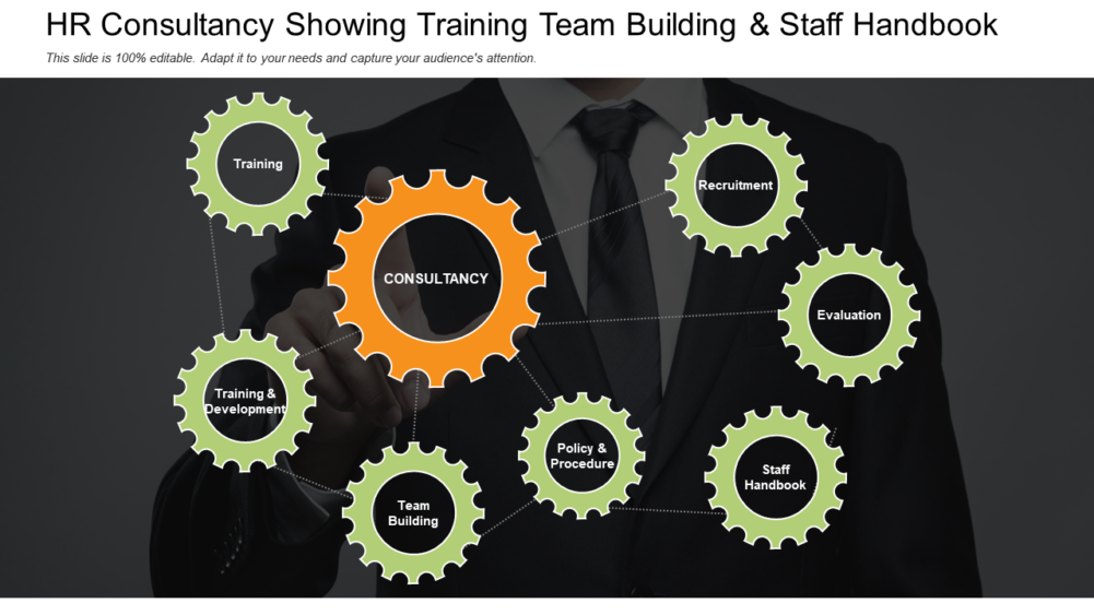 Hr Consultancy Showing Training Team Building