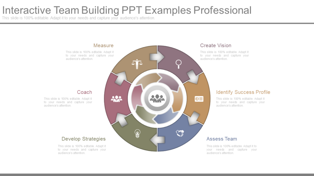Interactive Team Building