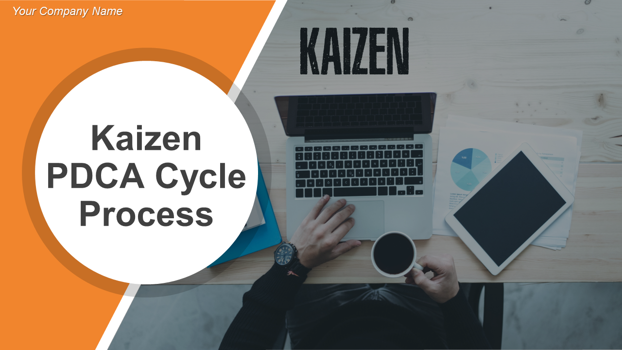 Kaizen PDCA Cycle Process PowerPoint Presentation Slides