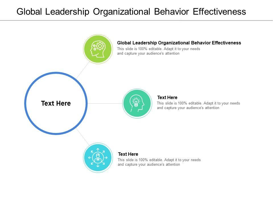 Organizational Behavior Template 10