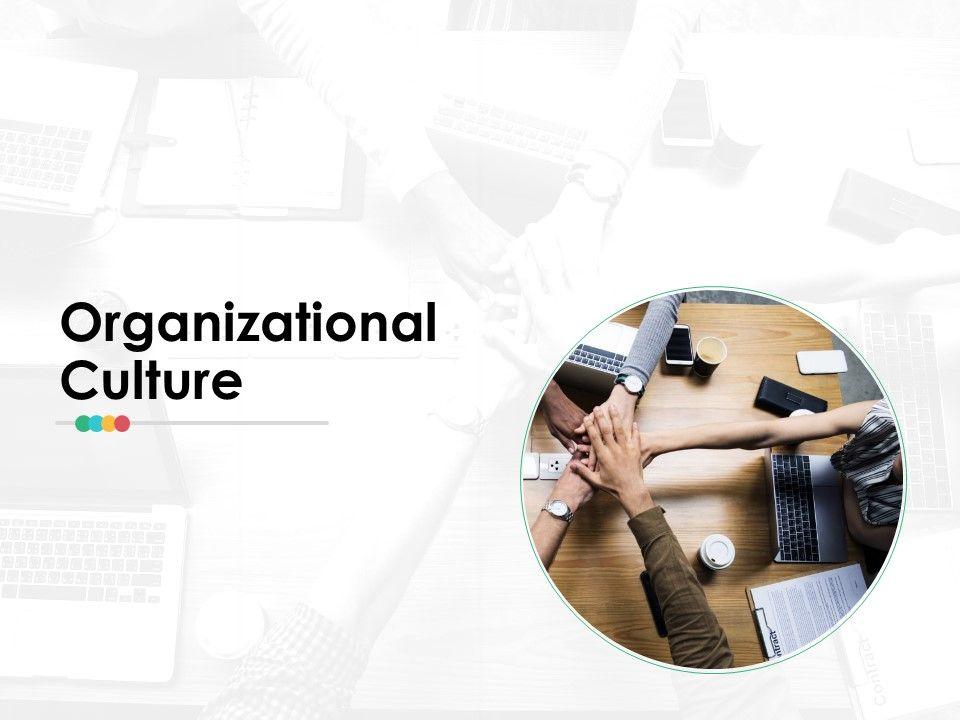 Organizational Culture Template 1