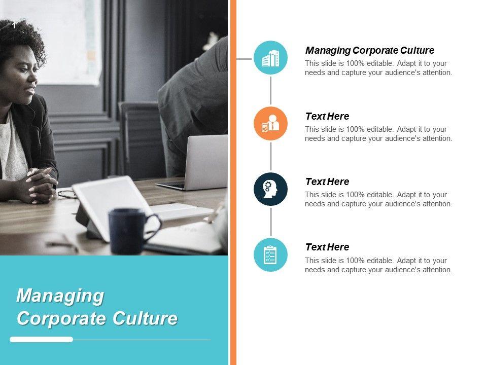 Organizational Culture Template 12