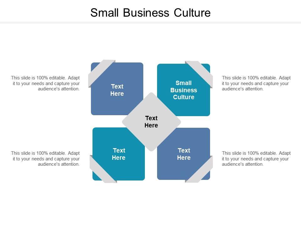 Organizational Culture Template 14
