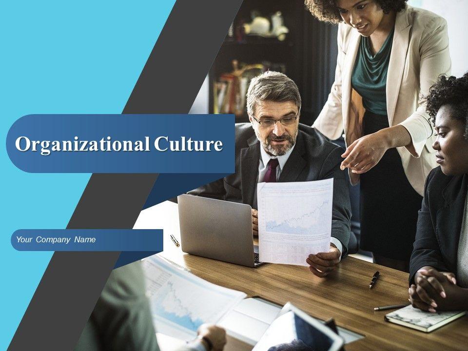 Organizational Culture Template 2