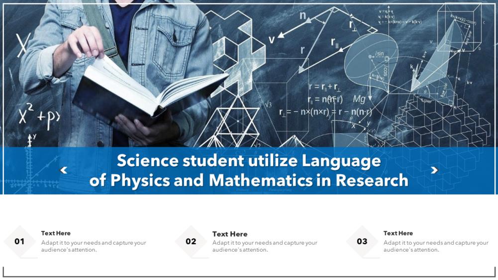 Science Student Utilize Language