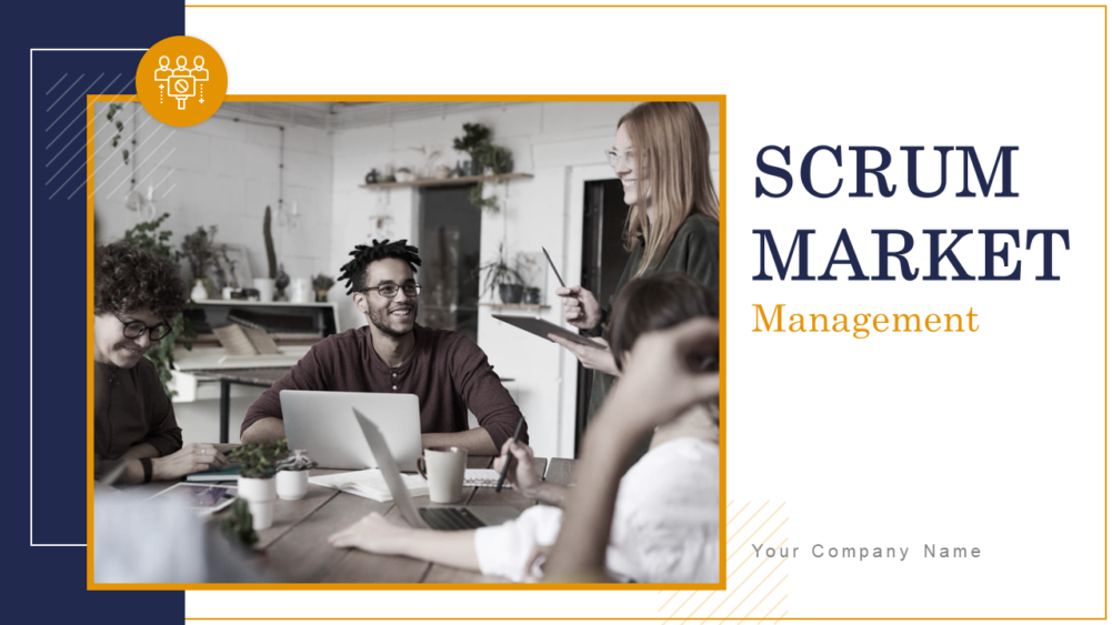 Scrum Market Management