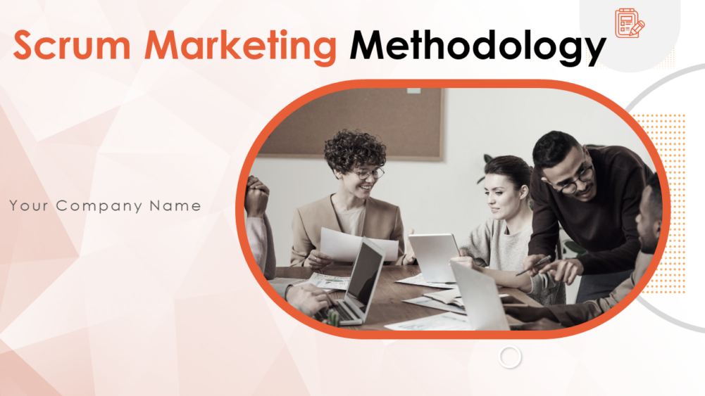 Scrum Marketing Methodology