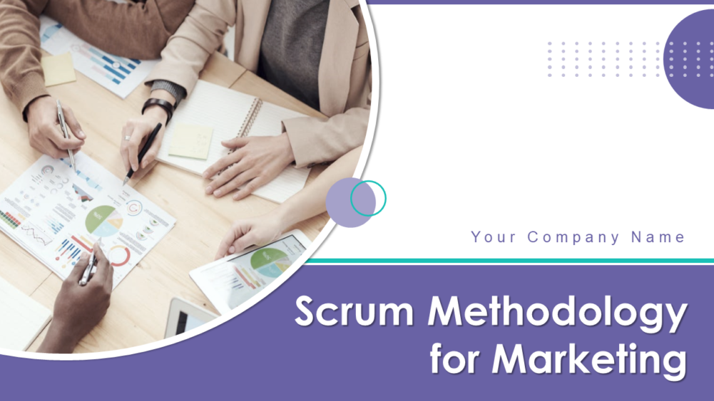 Scrum Methodology For Marketing