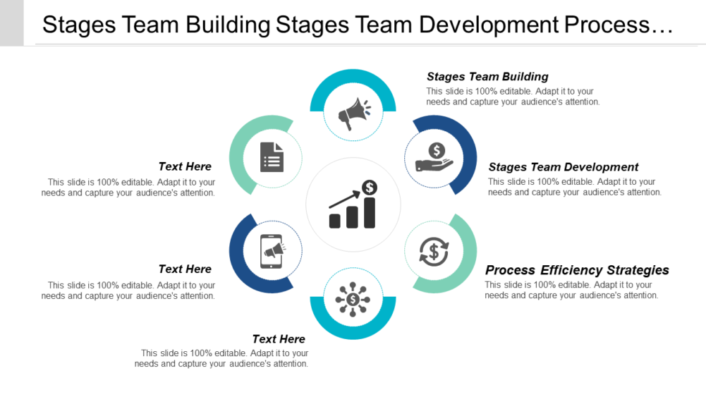 Stages Team Building
