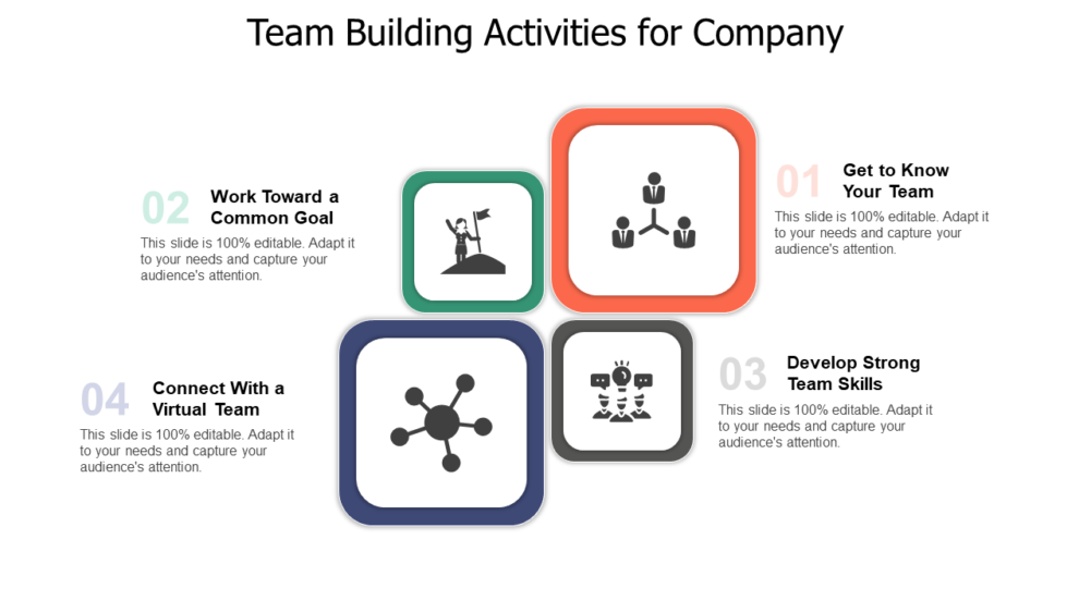 Team Building Activities For Company