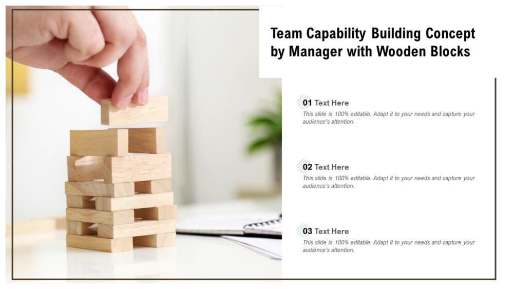 Team Capability Building Concept