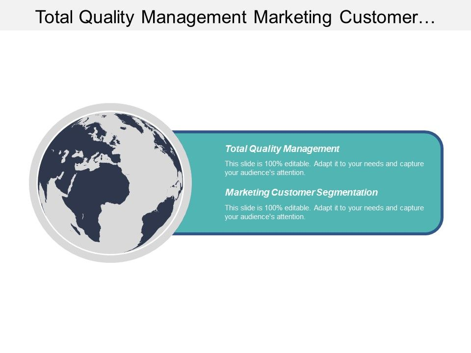 Total Quality Management Template 12