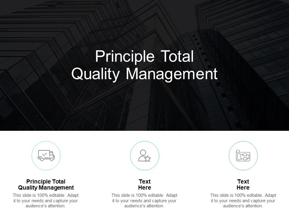 Total Quality Management Template 13