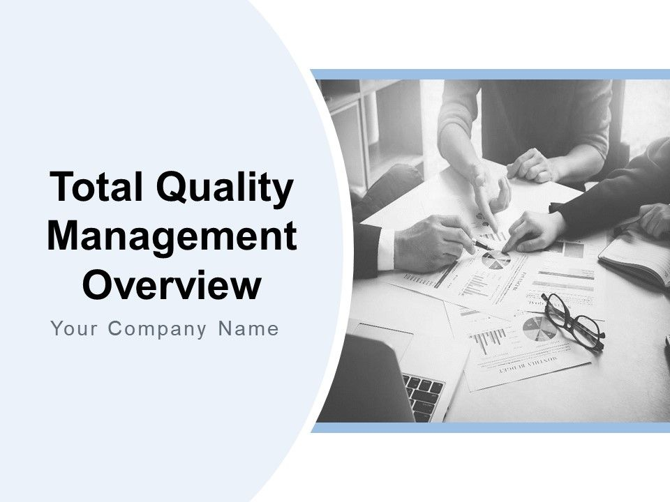 Total Quality Management Template 18