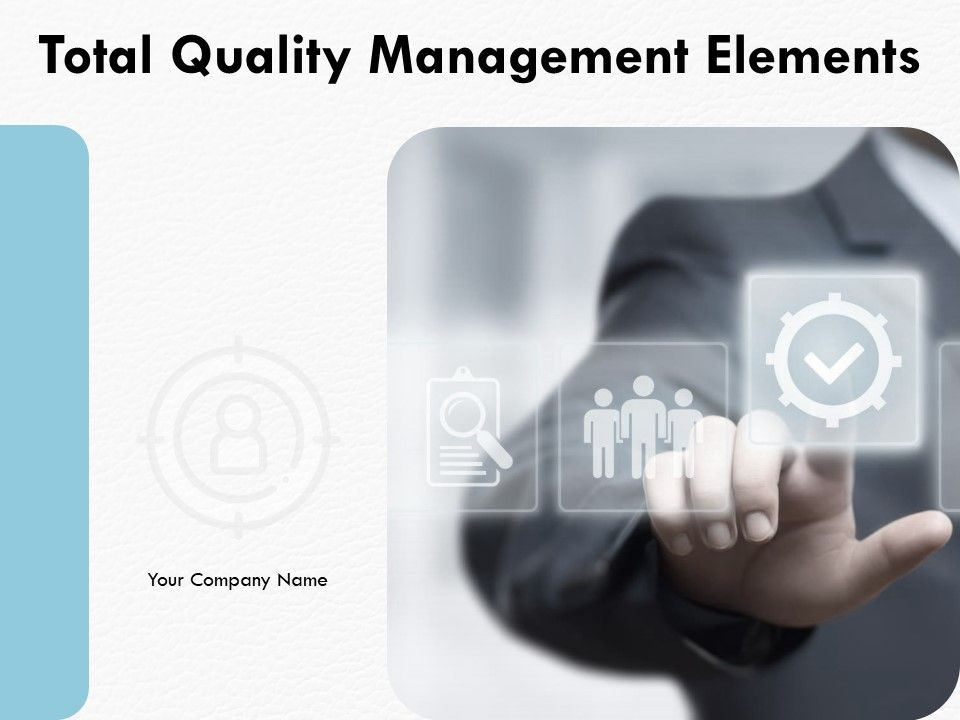 Total Quality Management Template 9
