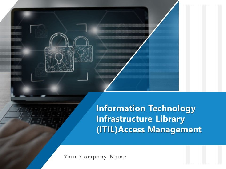 ITIL framework and Service Lifecycle Template 16