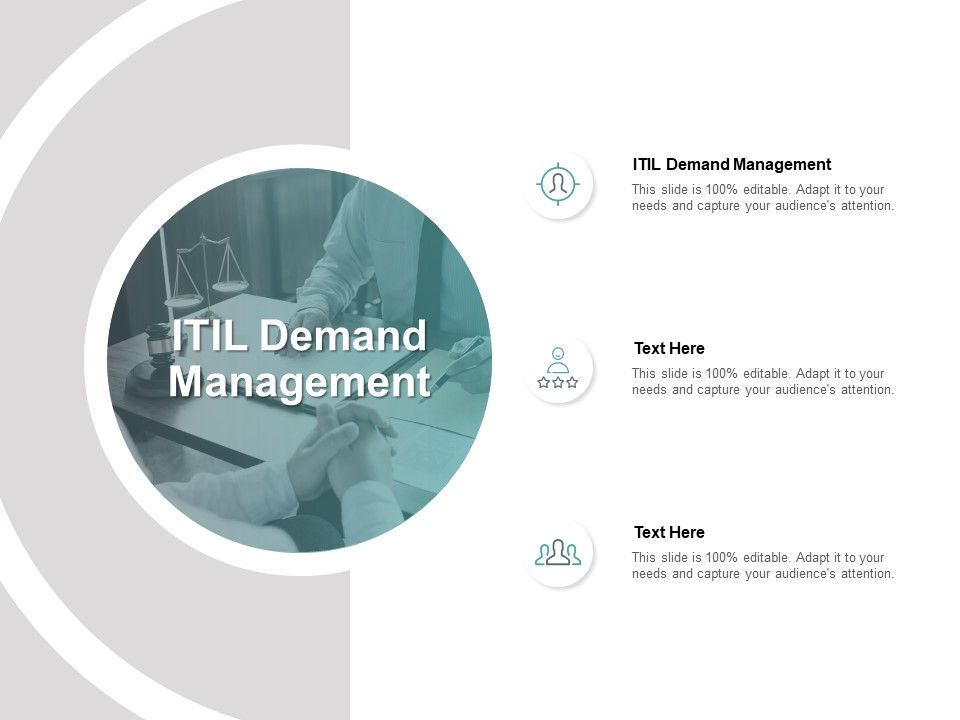 ITIL framework and Service Lifecycle Template 18