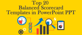 Top 20 Balanced Scorecard Templates in PowerPoint PPT for Business Management
