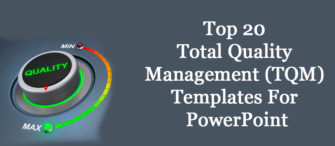 Drive Customer Satisfaction With Our Top 20 Total Quality Management(TQM) Templates for PowerPoint!!