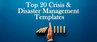 Top 20 Crisis and Disaster Management PowerPoint Templates for Organizations to Sail Through!