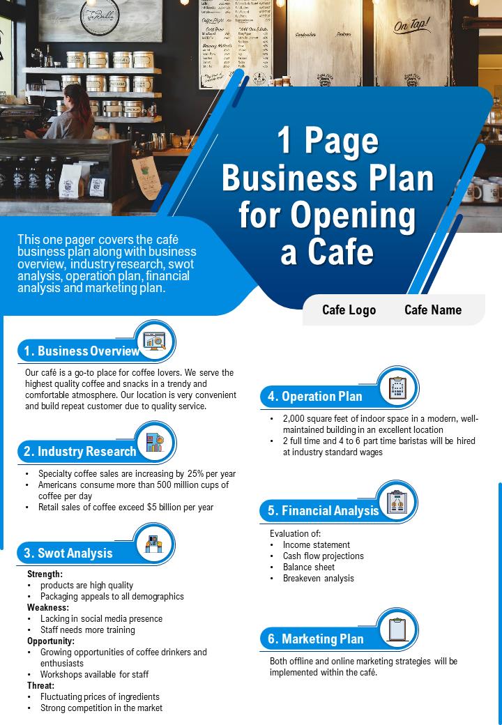 Business plan turkish cafe apa 6 style sample paper