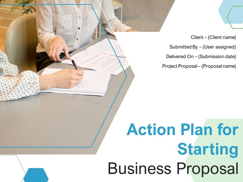 Business Proposal Template 10