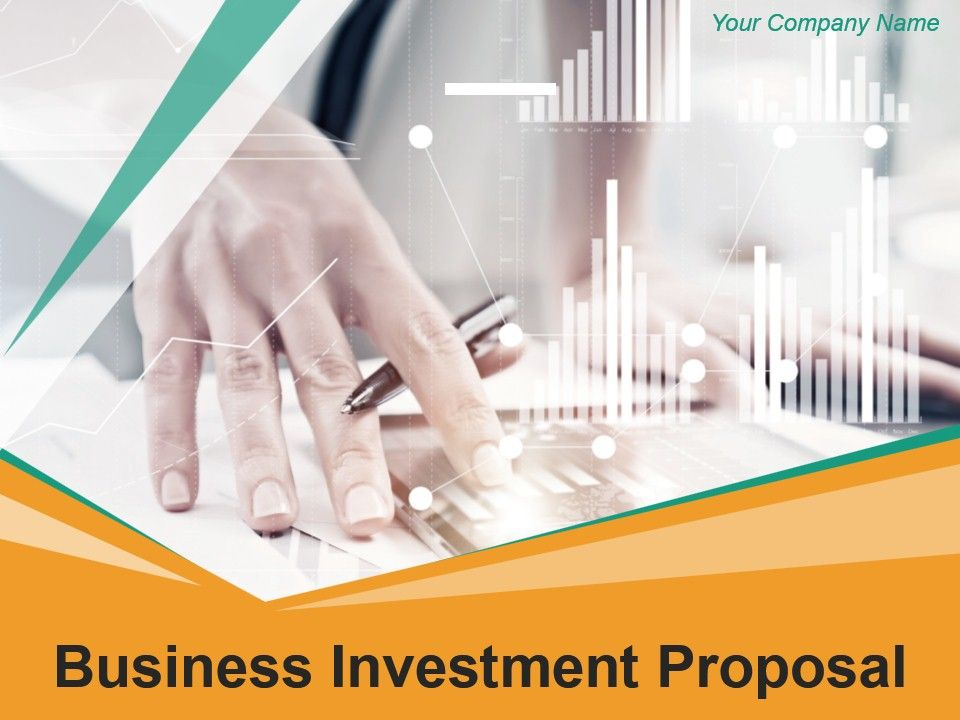 Business Proposal Template 8