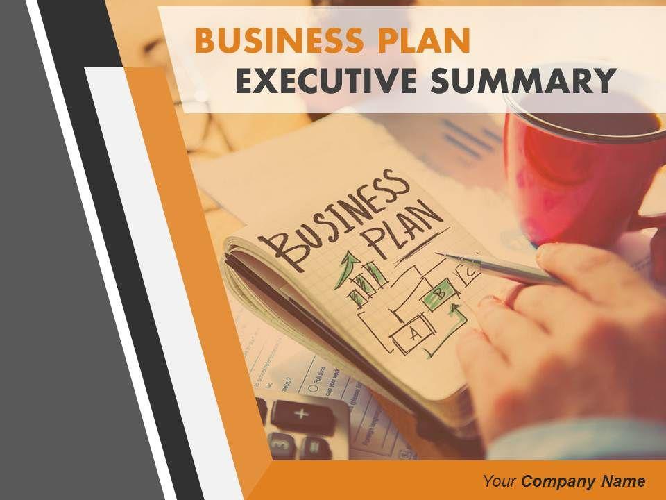 Executive Summary Template 11