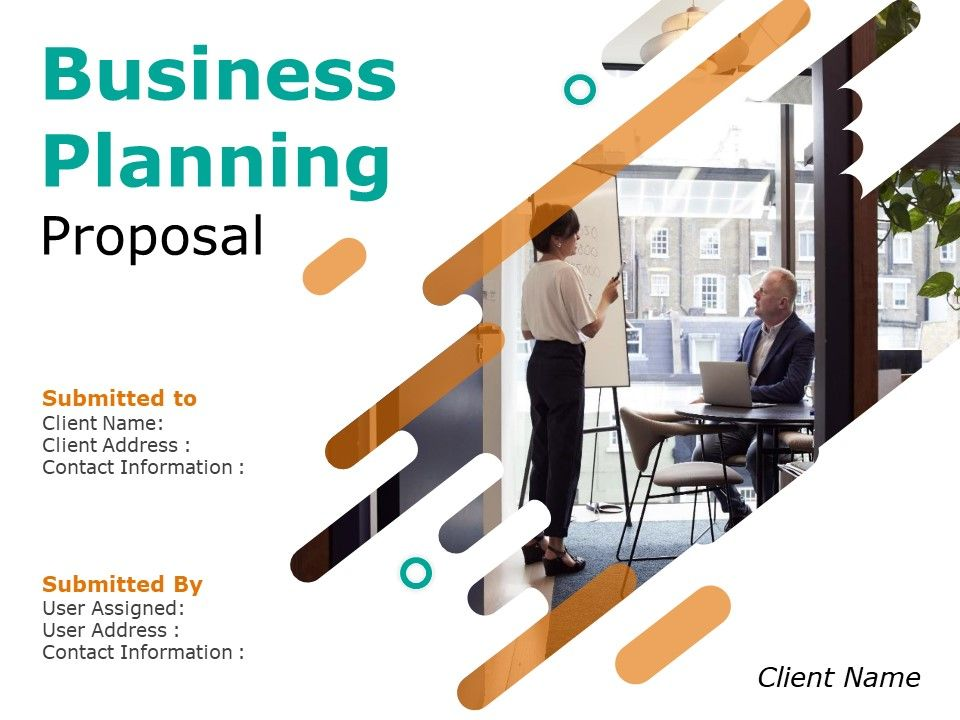 Business Proposal Template 18