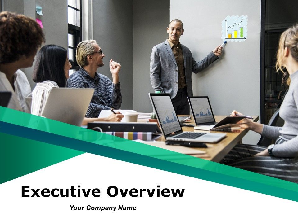 Executive Summary Template 12
