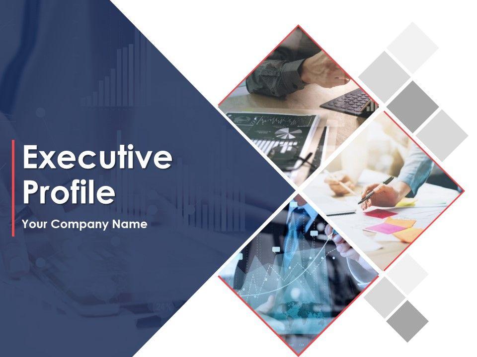 Executive Summary Template 7