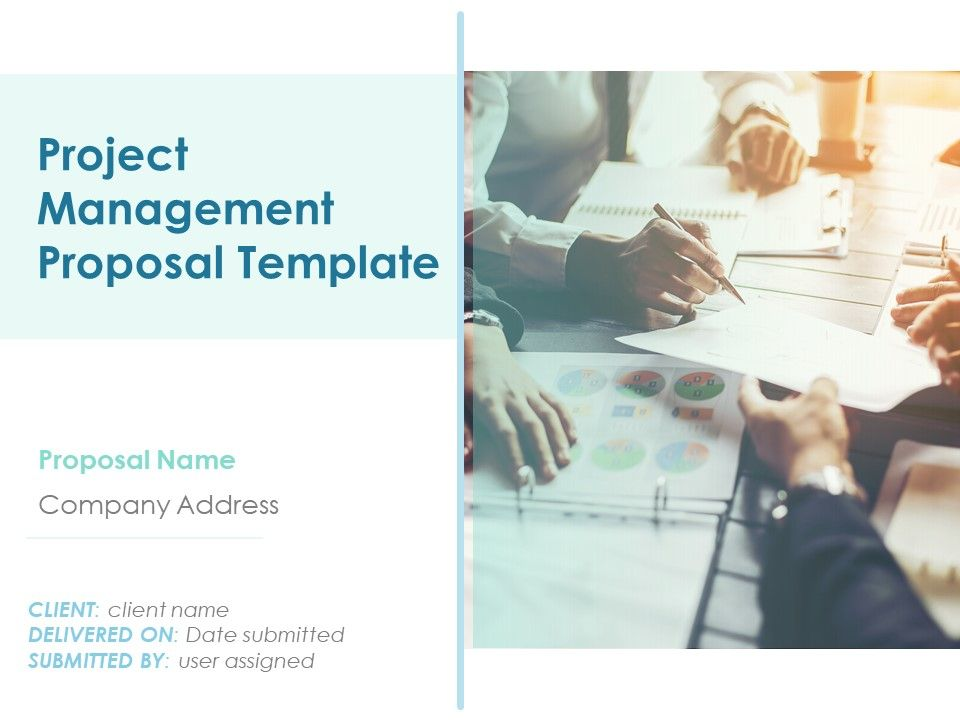 Business Proposal Template 9